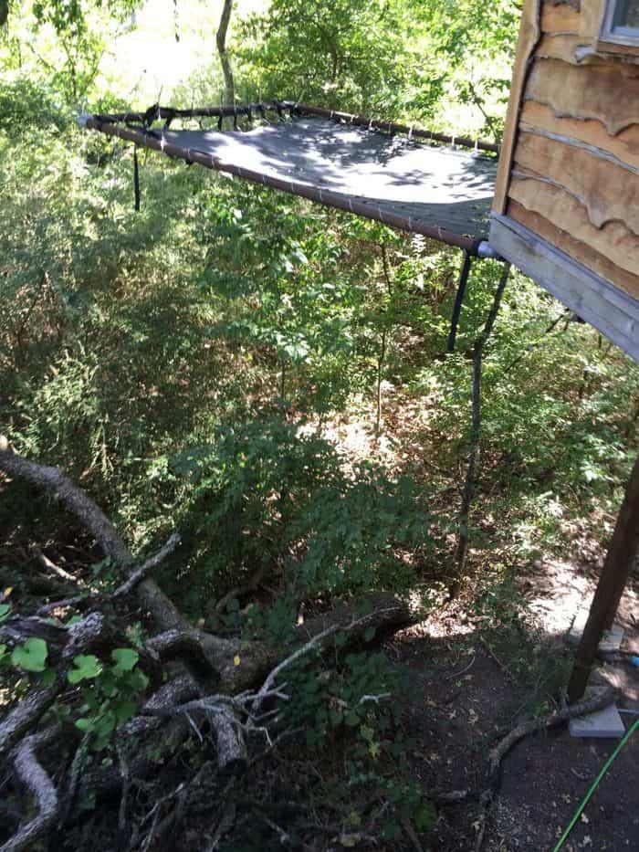 Majestic Oak Treehouse in Savannah's Meadow