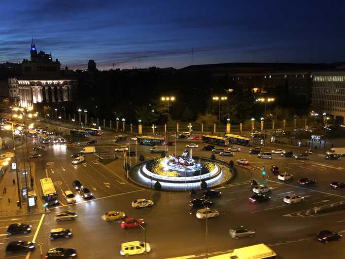 Three Days in Madrid