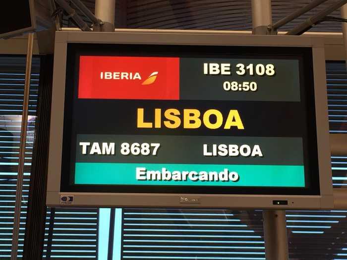 Three Days in Lisbon