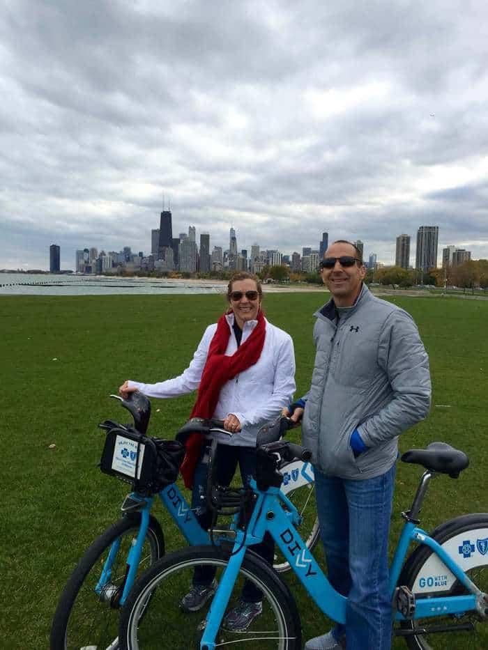 Chicago in Three Days - Go Cubs Go | suebeehomemaker.com