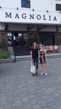 Girlfriends Trip to Magnolia Market at the Silos