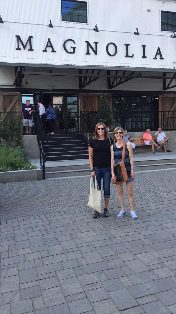 Girlfriends Trip to Magnolia Market