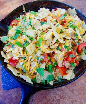 Migas (Mexican Breakfast Skillet)