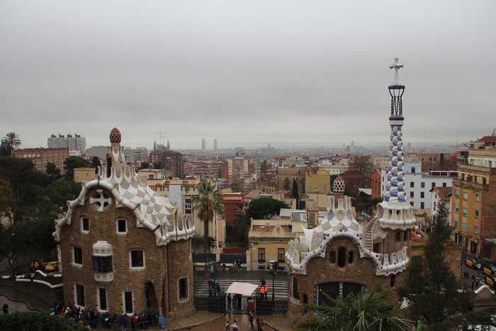 Three Days in Barcelona