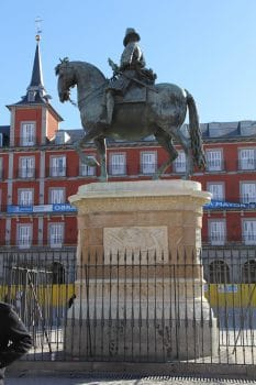 Three Days in Madrid – Part One