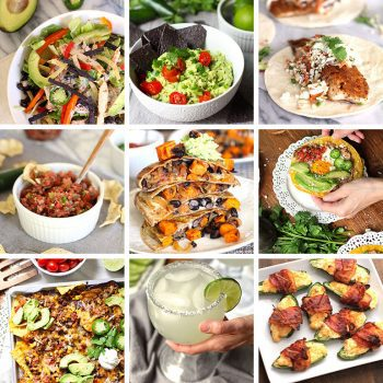 The following ten Mexican Food & Drink recipes are your guide to the perfect Cinco de Mayo party, or just any gathering of family and friends! | suebeehomemaker.com