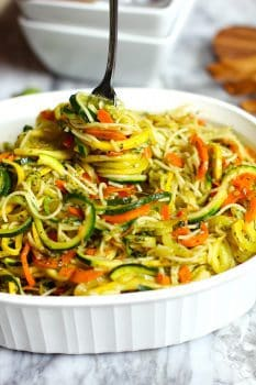 Pesto Vegetable Pasta