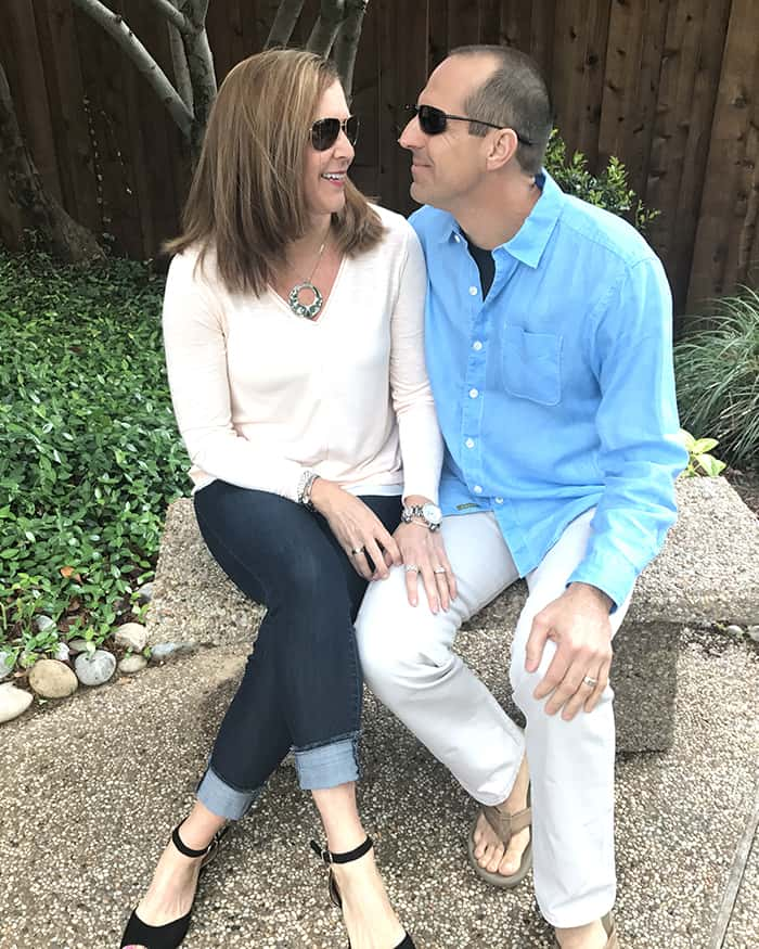 Read along with me as we celebrate 28 years of marriage. We were raised in Iowa and after several moves, ended up in Texas, raising two boys and a pup! | suebeehomemaker.com