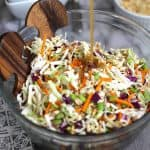 Crunchy Asian Cabbage Salad
