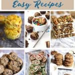 Back to School Easy Recipes