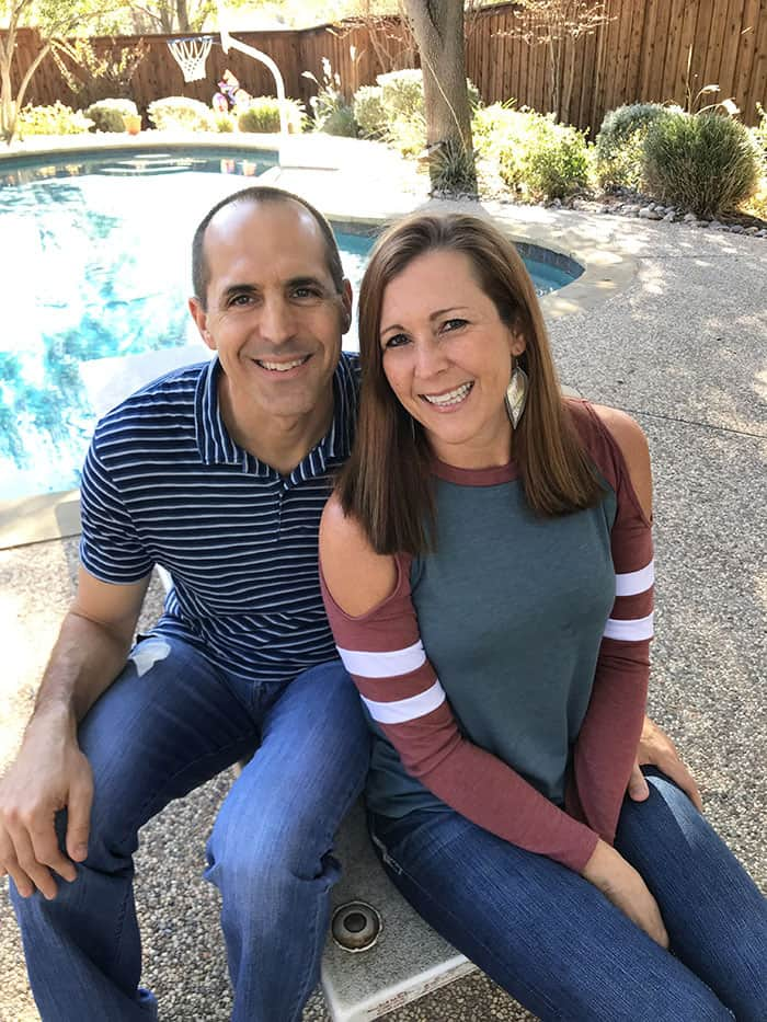 Mike's journey with carcinoid cancer, from the day we received his diagnosis, to recovery and remission, and training for a marathon. | suebeehomemaker.com
