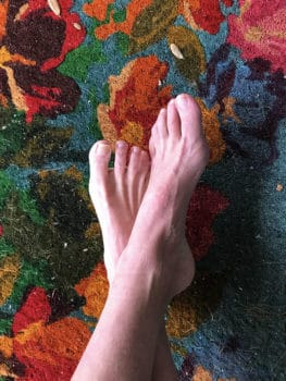 The Whole Shebang – My Foot Story and more