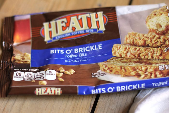 Picture of a Heath toffee bits bag.