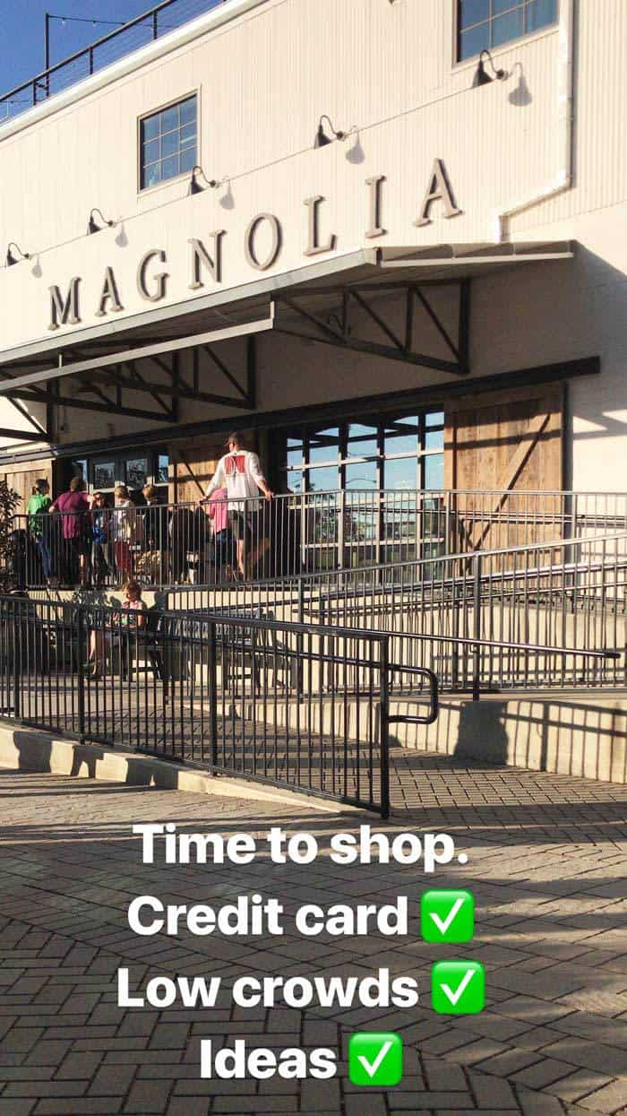 We had a great time at Magnolia Market, supporting the Brave Like Gabe Foundation during the Silos District Marathon. Thank you Gabe, Chip and Jo, and Magnolia for your contribution to rare cancer research! | suebeehomemaker.com