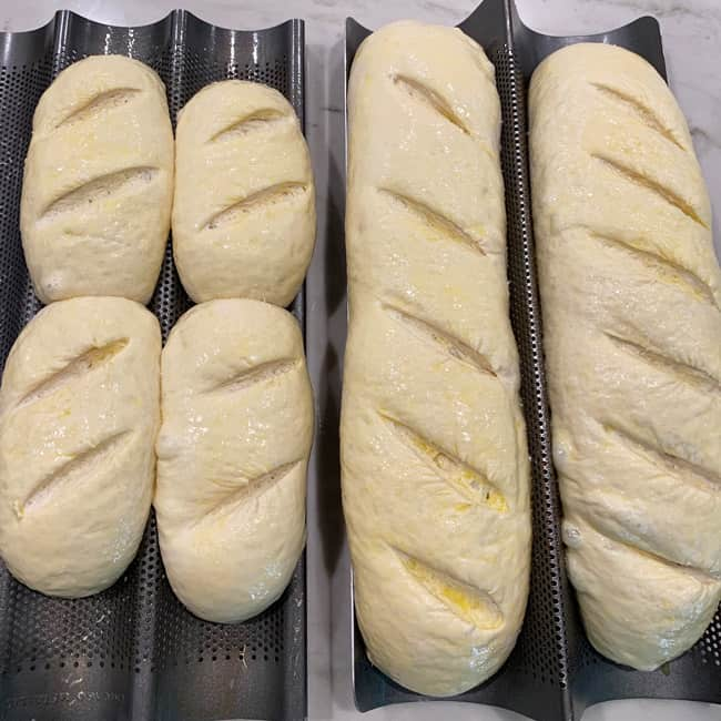 Chewy French Bread Suebee Homemaker