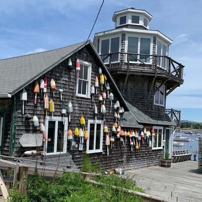 Vacation in Bar Harbor, Maine