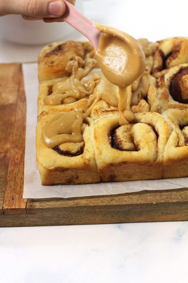 The Best Cinnamon Rolls Suebee Homemaker