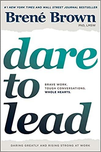 Dare to Lead book.