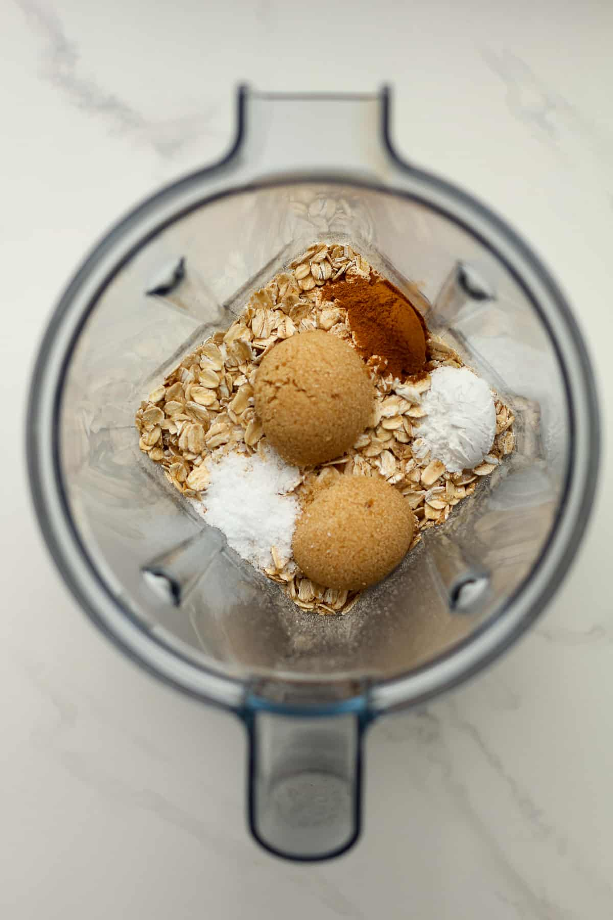 A blender of the dry ingredients.